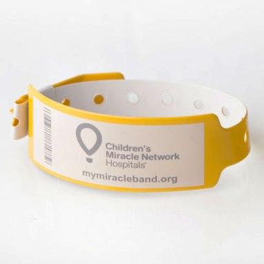 free MIRACLEBAND CMNHospitals JLO